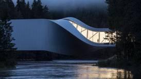 Onsdag åpnet et av verdens vakreste bygg