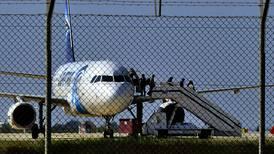 Flykapreren på Kypros er pågrepet