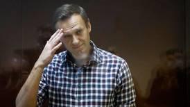 Navalnyjs helse er dårlig