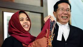 Fri etter drapet på Kim Jong-nam