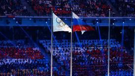 Stenger Russland ute i fire år