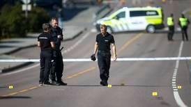 Svenske skutt og drept av politiet