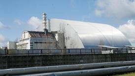 Strålingen øker i Tsjernobyl