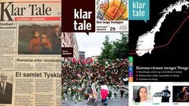 30 år med lettleste nyheter
