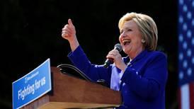 - Blir demokratenes presidentkandidat