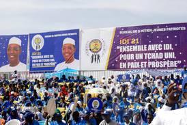 Presidenten i Tsjad er død