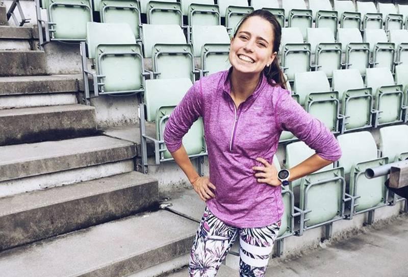 SPREK: Benedicte Abello har fått to nye lunger. Hun er sprek og løper OsloMila lørdag.