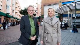 – Flere områder i Oslo kan bli en getto