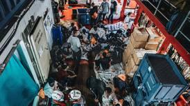 Ocean Viking søker havn for over 500 migranter