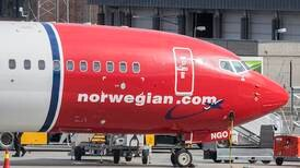Dyrere billetter hos Norwegian