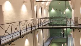 Innsatte er låst inne på cella nesten hele dagen