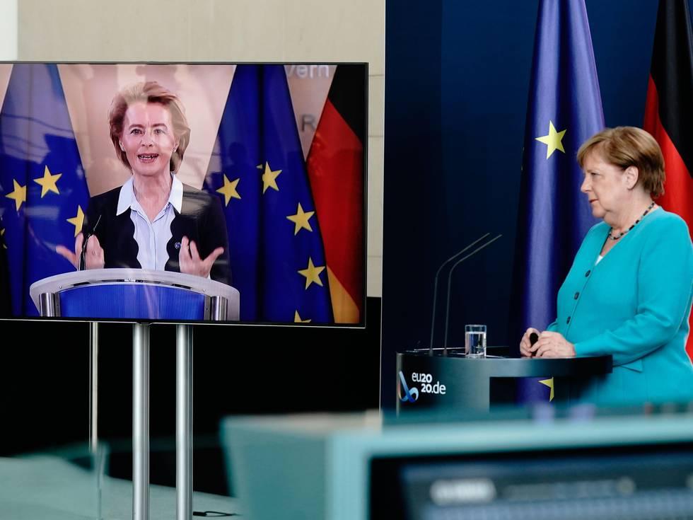 Disse skal lede EU