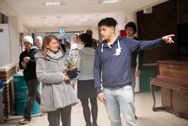Mange støtter Mustafa