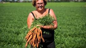 I år vil hun og FN at flere skal spise grønt