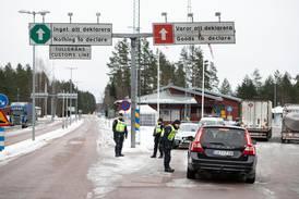 Ingen testkrav for innreise til Sverige