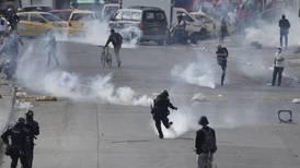 Store demonstrasjoner i Colombia