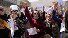 Vil forby protester og idrett for kvinner
