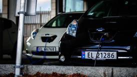 Dyrere å kjøre el-bil
