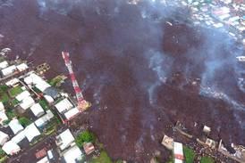 Flere er savnet etter vulkanutbrudd