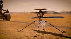 Nordmann skal styre det første som flyr på Mars
