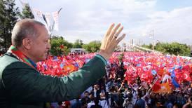 Erdogan ikke like sikker på seier