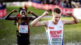 Filip vant EM i terrengløp