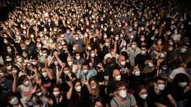 «Ingen tegn» på mer smitte under testkonsert i Spania