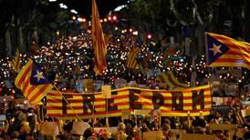 Catalonia kan miste selvstendigheten