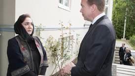 Afghansk kvinne takker for å ha blitt reddet