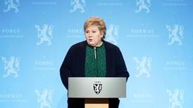 Norge stenger grensene