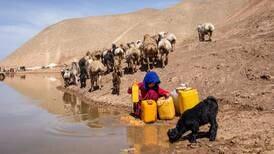 Tørke truer millioner