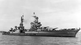 Fant amerikansk skipsvrak fra krigen