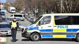 Tiltalt for terror etter angrepet i Stockholm