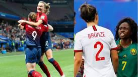 Norge møter England i kvartfinalen
