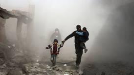 Folk tør ikke å dra fra Øst-Ghouta