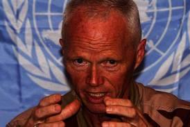 FN-observatørene blir værende i Syria