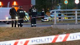 Tre knivstukket i Oslo