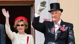 Konge og dronning i 30 år