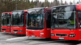3.800 bussjåfører klare til streik