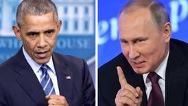 USA straffer Russland