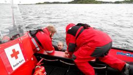 Travel sommer på sjøen for Røde Kors på Vestlandet