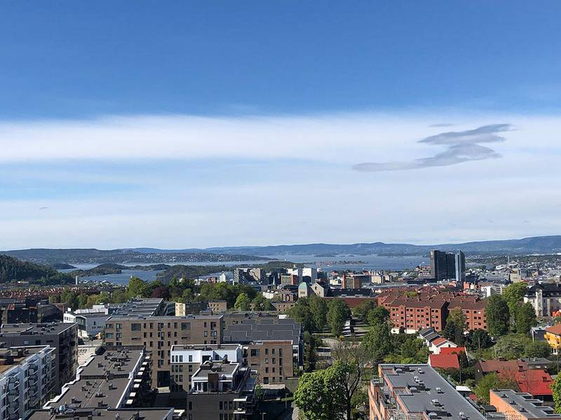 VARIERT: Hver bydel i Oslo har sin egen sjarm og historie.