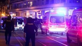 Minst to drept i terror i Wien