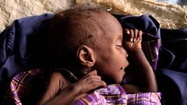 Småbarn i Somalia er i fare