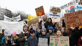 Tror klimastreiken kan påvirke valget