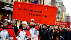 Unio: Fra i dag arbeider kvinner gratis ut året