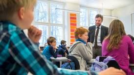 Norske tiåringer nest best i Norden til å lese