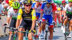 Laget hans fikk super start i Tour de France
