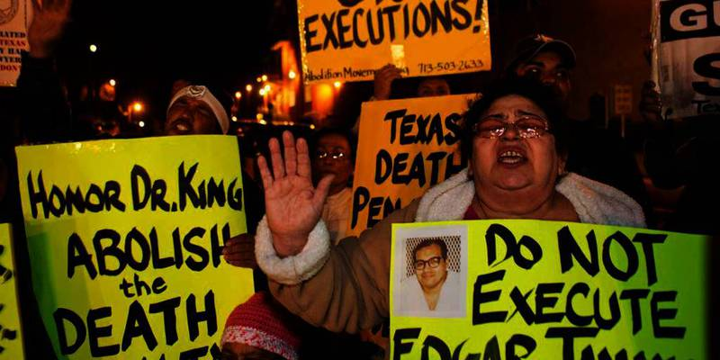 <strong> DØDSSTRAFF: </strong> Texas er en av delstatene i USA der det skjer mange henrettelser. I delstaten Washington blir det nå slutt på dødsstraff.