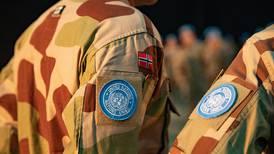 Norske soldater skal skape fred i Mali